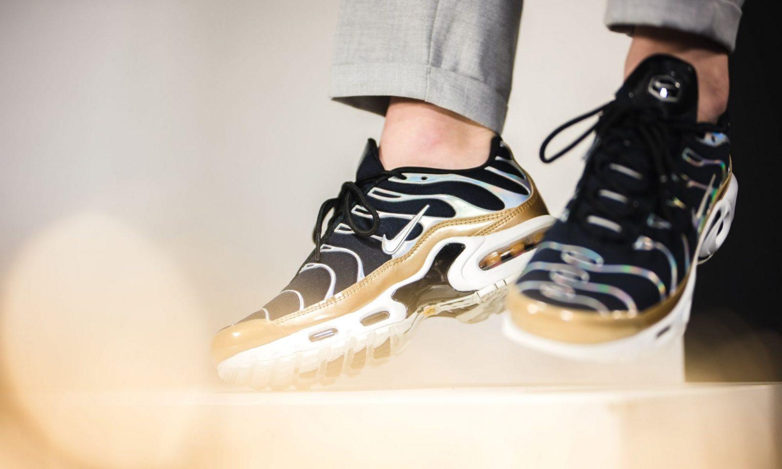 Nike TN Air Max Plus Black/Gold