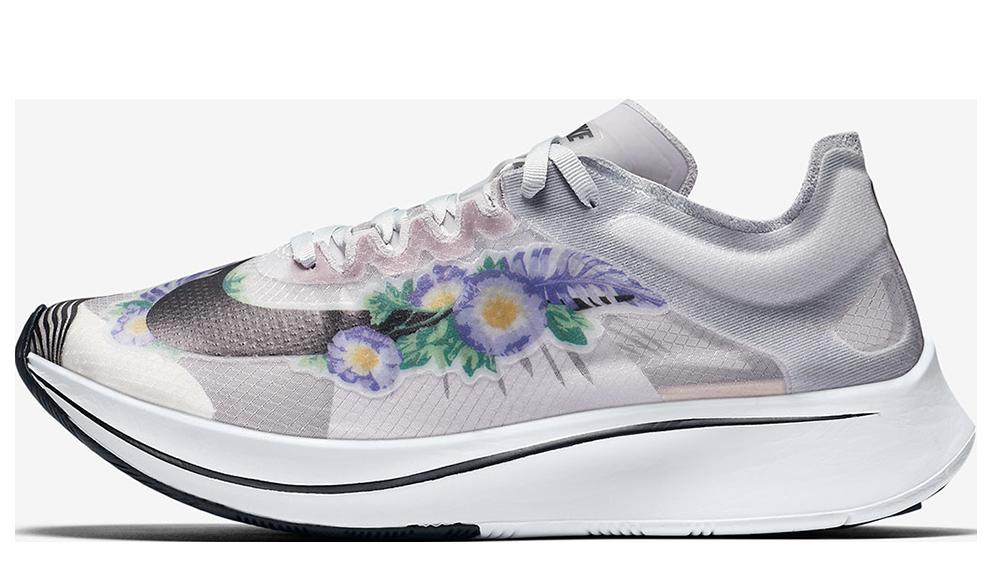Nike's Zoom Fly SP Goes Floral AV3523-001 4