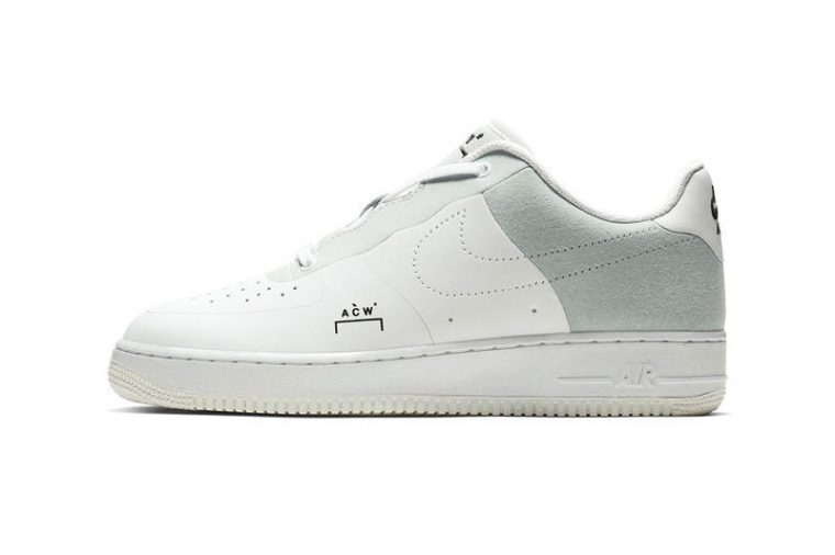 A Cold Wall Nike Air Force 1 Release Date | Sole Collector