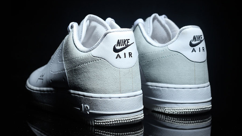 buy popular d355f a84cd A COLD WALL x Nike Air Force 1 Low White | BQ6924-100