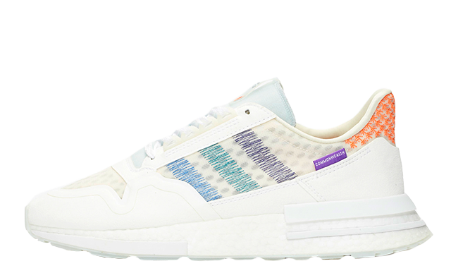 Commonwealth x adidas ZX 500 RM White | DB3510
