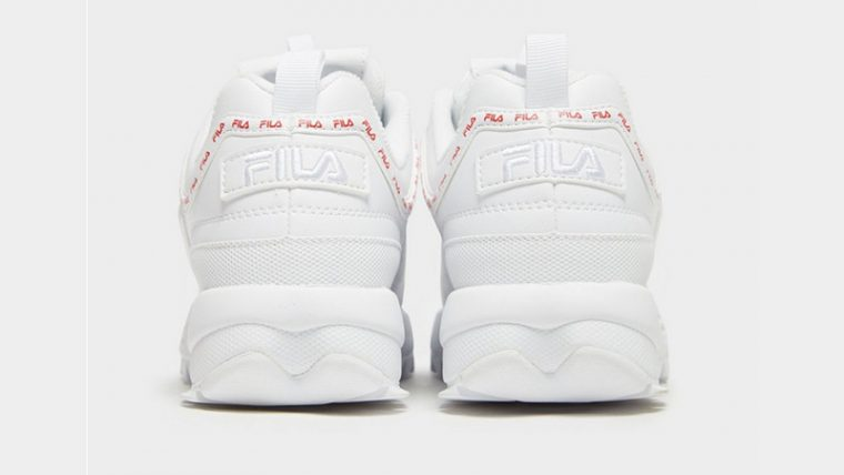 Fila Disruptor II Repeat White Womens 01 thumbnail image