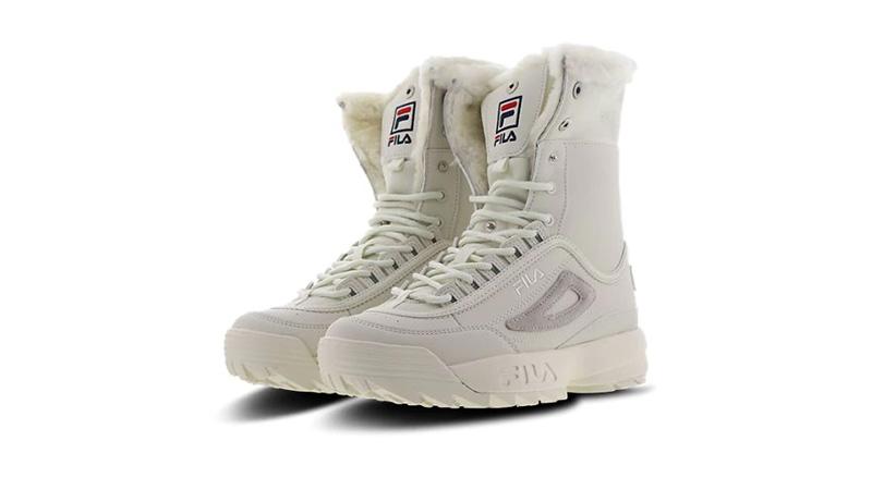 fila boots womens
