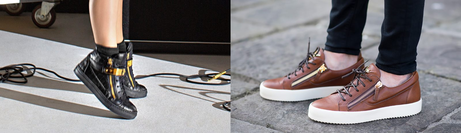 Giuseppe Zanotti Women's Sneakers