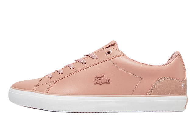 Lacoste Lerond Pink | The Sole Womens