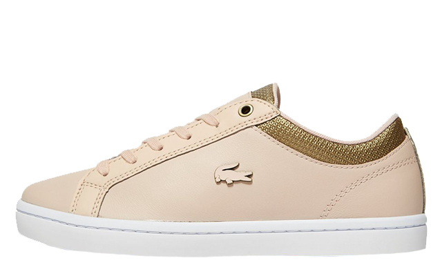 Lacoste Straightset Coral Womens