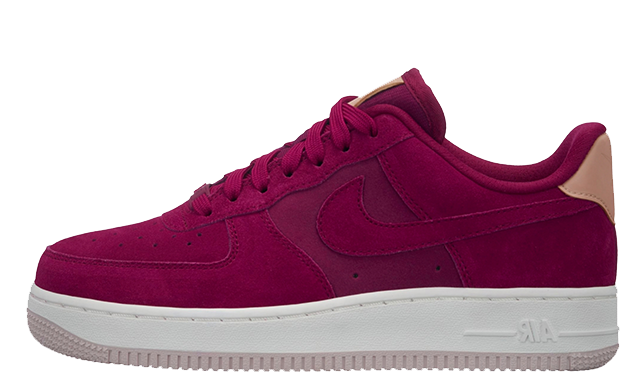 magasin en ligne 555c1 bfd7f Nike Air Force 1 07 Premium Purple Womens | 896185-602