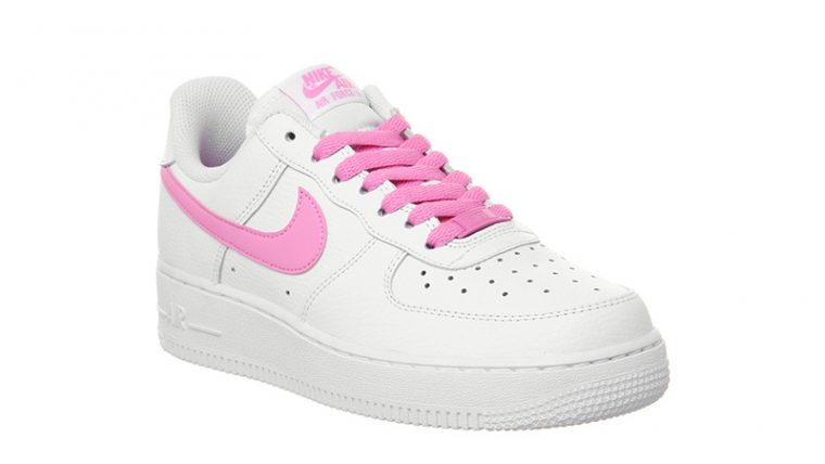 Nike Air Force 1 07 White Pink 01