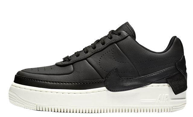 Nike Air Force 1 Jester XX Premium Black Sail Womens AV3515-001