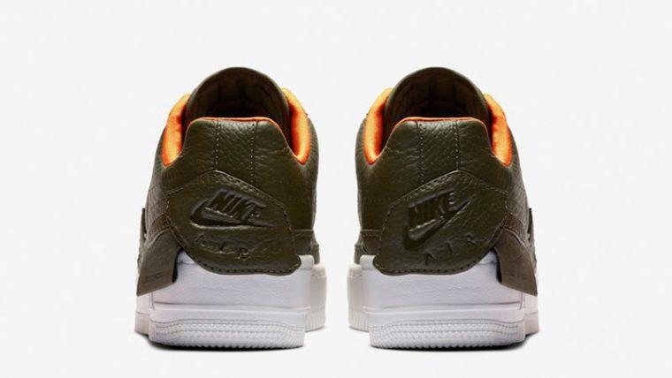Nike Air Force 1 Jester XX Premium Olive Canvas AV3515-300 01 thumbnail image