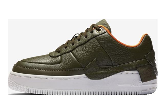 Nike Air Force 1 Jester XX Premium Olive Canvas AV3515-300