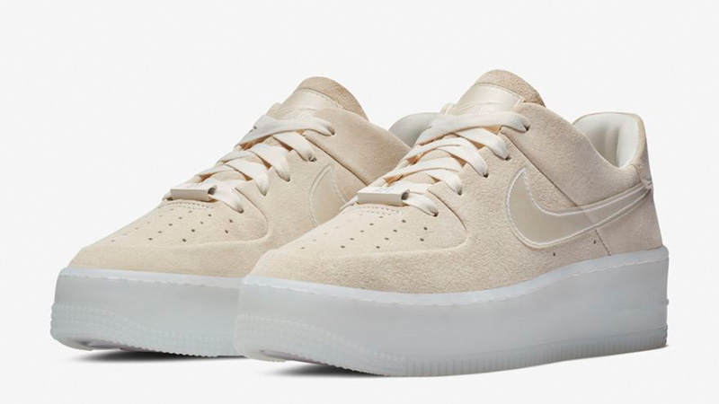 nike air force 1 sage low phantom white