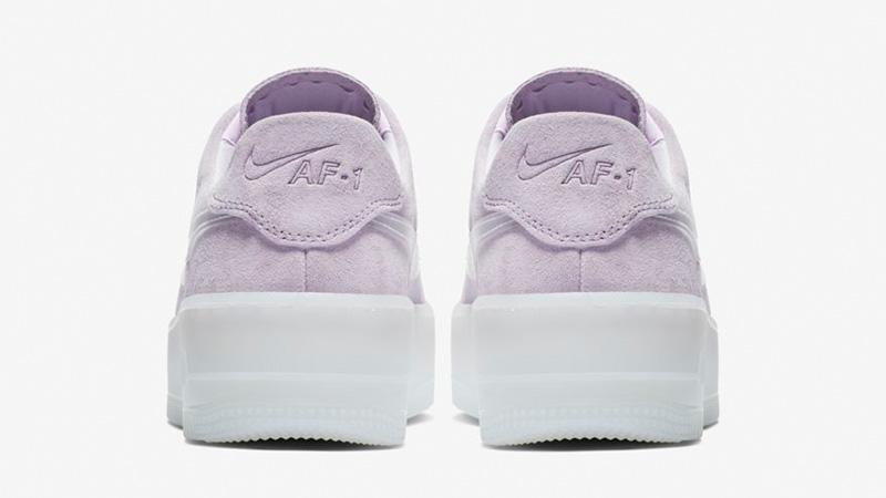 nike air force 1 sage low lx violet mist