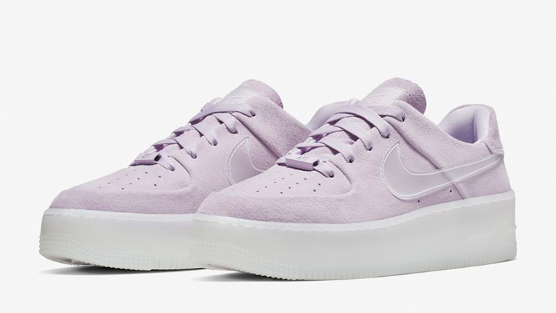 Nike Air Force 1 Sage Low LX Violet | AR5409 500