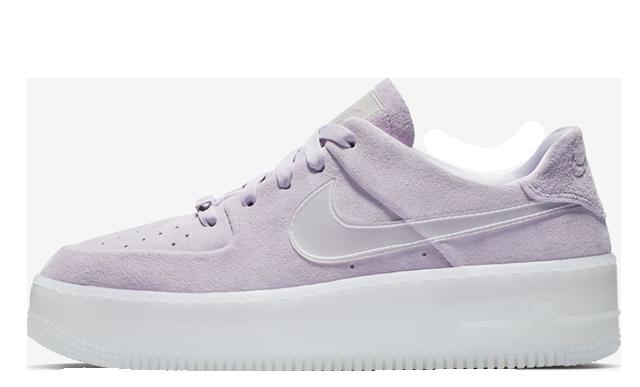 nike air force 1 violet 55
