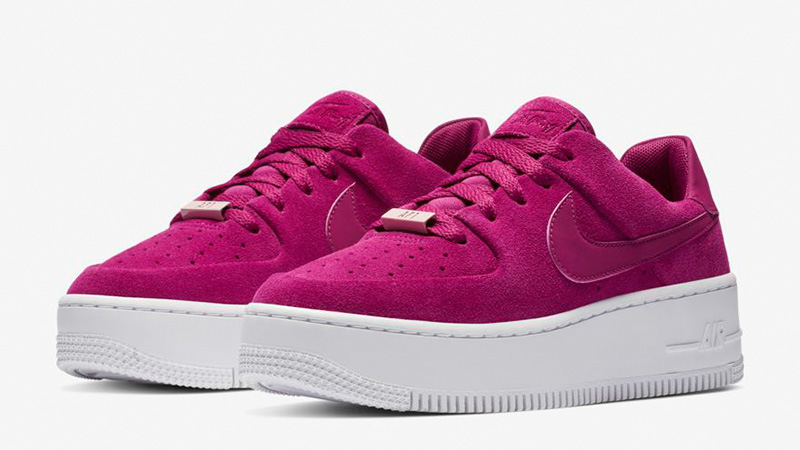 NIKE Air Force 1 Sage Low true berry Sneaker | ONYGO
