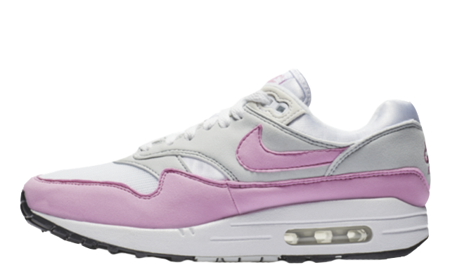 separation shoes cc55e a6b36 Be sure to head to the links on this page to shop the Nike Air Max 1  Essential Psychic Pink today. UK true DD MM YYYY