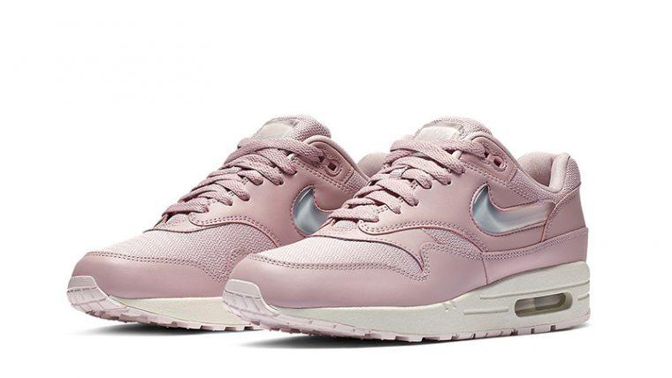 Nike Air Max 1 Jewel Pink 03 thumbnail image
