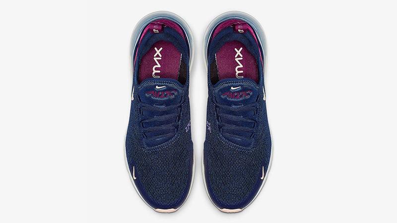 5fb978d1b Nike Air Max 270 Blue Void AH6789-402 02