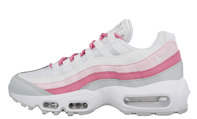nike air max 95 womens pink and white off 51% - www.usushimd.com