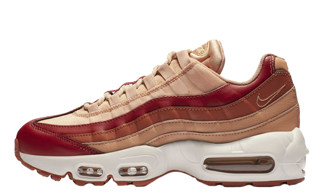 huge selection of fde2f baeb9 Nike Air Max 95 OG Crimson Peach | 307960-607