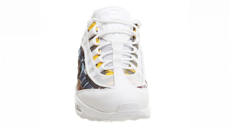 Nike Air Max 95 White Multi Camo 02 thumbnail image