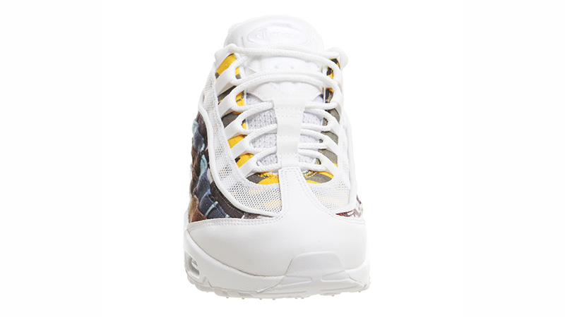 Nike Air Max 95 White Multi Camo 02