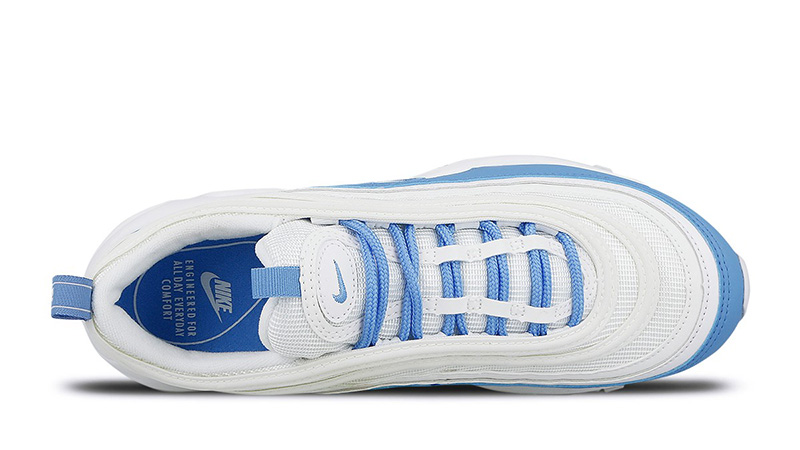 Nike Air Max 97 Essential White Blue Womens | Where To Buy