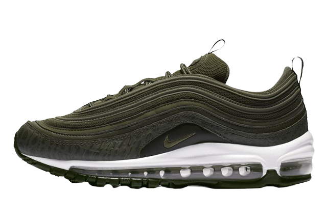 competitive price de02e 7c001 The Nike Air Max 97 LX Overbranded Cargo Khaki is available now, head to  the links on this page to shop the silhouette today. UK true DD MM YYYY