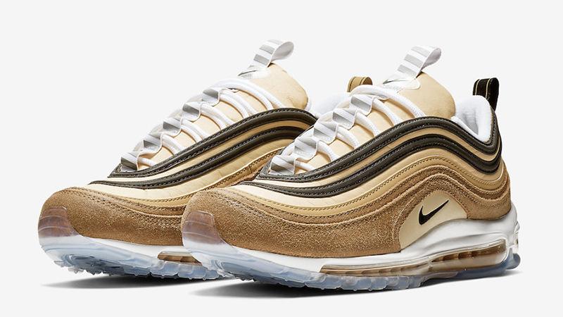 purchase cheap 3d248 5eb02 Nike Air Max 97 Metallic Gold | 921826-201