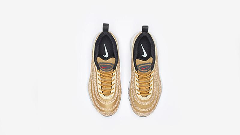 Nike Air Max 97 Swarovski Gold Womens 02 e2030c4ff2