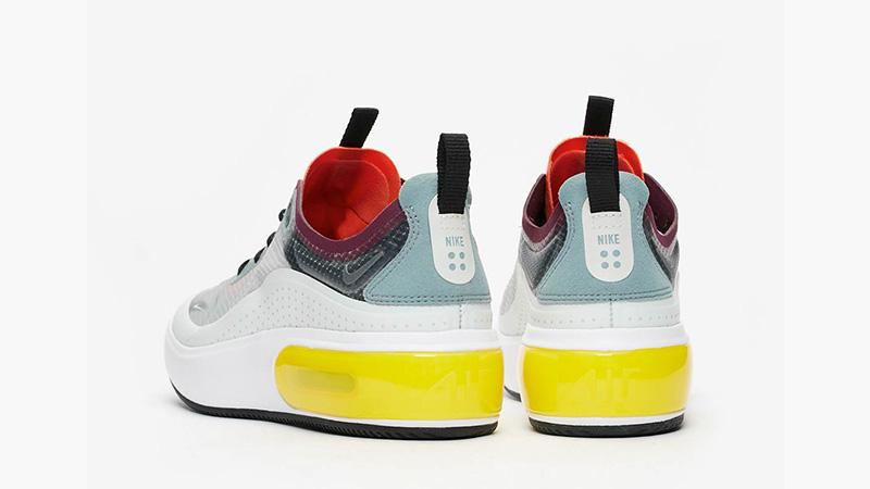 online retailer a7bdb 8791a Nike Air Max Dia Grey Multi Womens AV4146-001 01