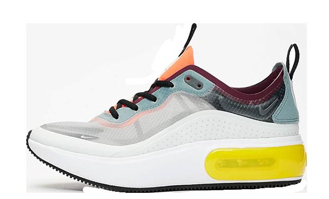 another chance 14e92 3fa7b Nike Air Max Dia Grey Multi Womens   AV4146-001