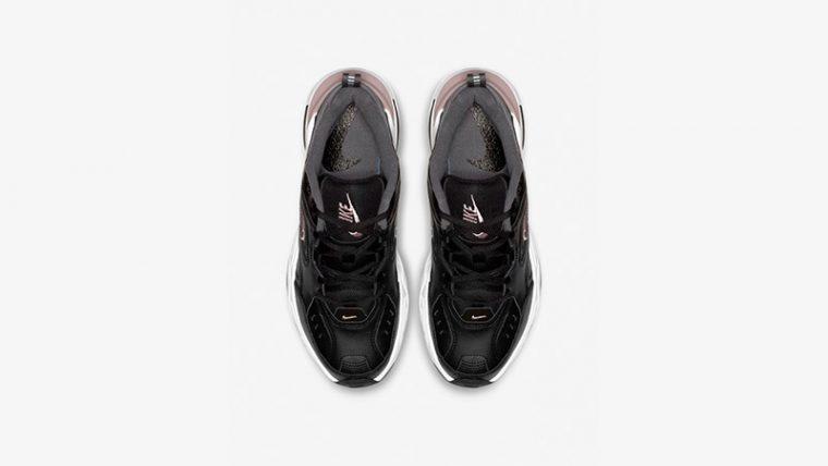 Nike M2K Tekno Black Plum Womens AO3108-011 02 thumbnail image