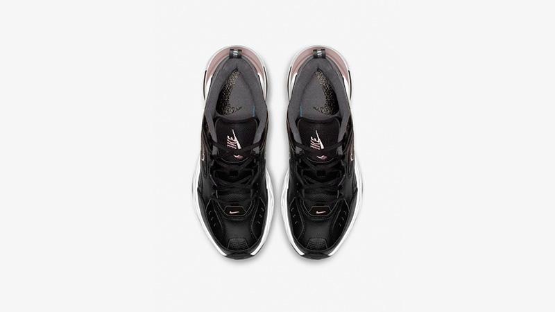 Nike M2K Tekno Black Plum Womens AO3108-011 02