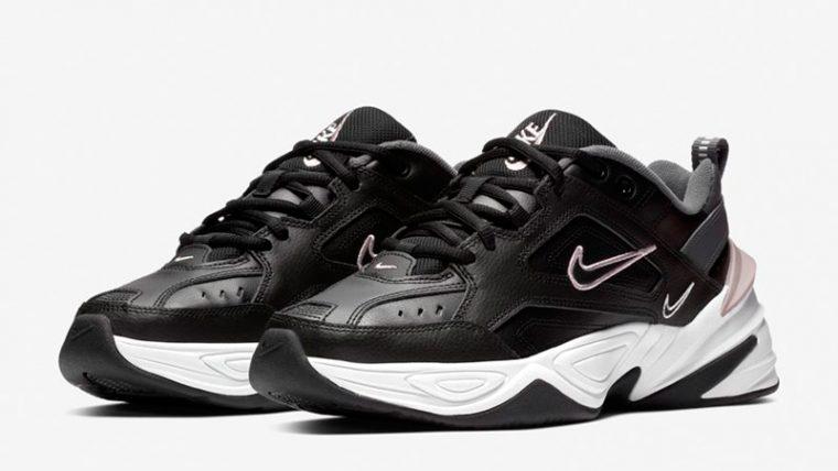 Nike M2K Tekno Black Plum Womens AO3108-011 03 thumbnail image