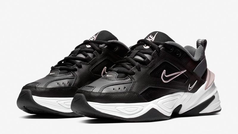 Nike M2K Tekno Black Plum Womens AO3108-011 03