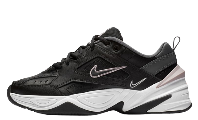 Nike M2K Tekno Black Plum Womens AO3108-011