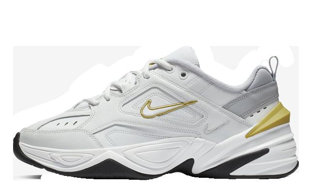 Nike M2K Tekno Tint Grey Womens AO3108-009