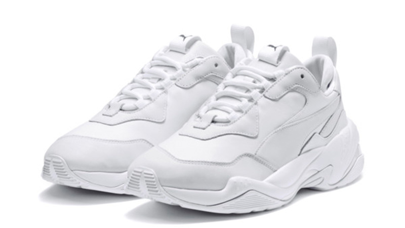 PUMA Thunder Triple White 370682-01 02