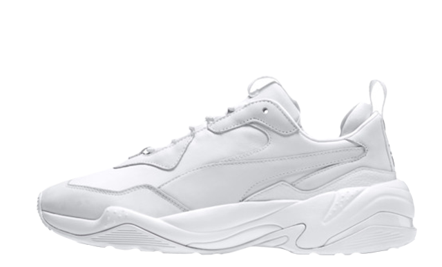 PUMA Thunder Triple White 370682-01
