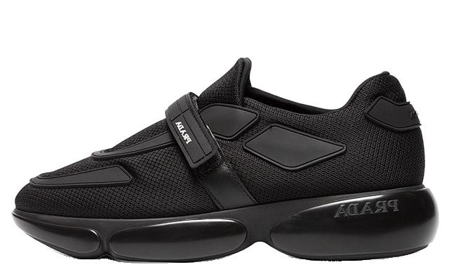 black prada trainers - 50% OFF