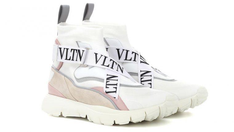 Valentino Garavani VLTN Heroes White Pink 03 thumbnail image