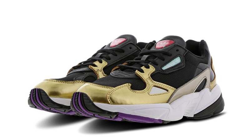 adidas Falcon Bae Gold Womens | The Sole Womens