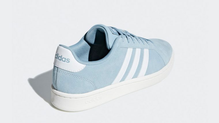 adidas Grand Court Blue F36499 01 thumbnail image