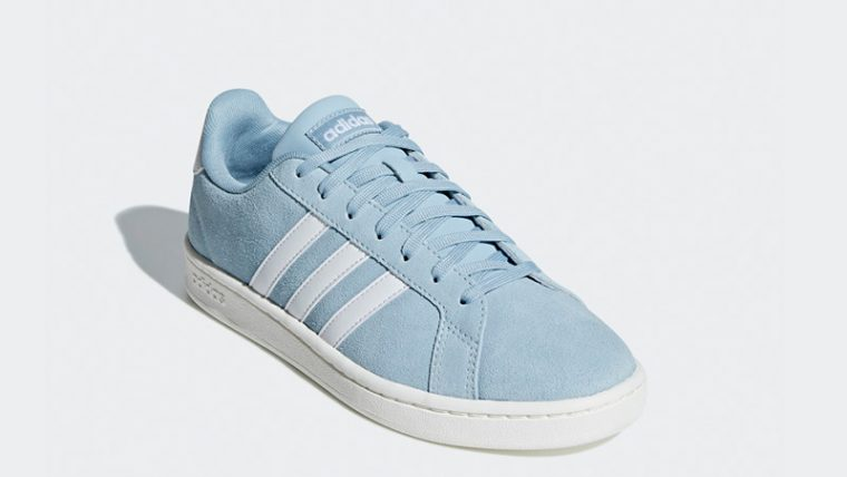 adidas Grand Court Blue F36499 03 thumbnail image