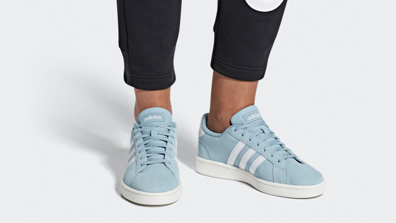 adidas Grand Court Blue F36499 04