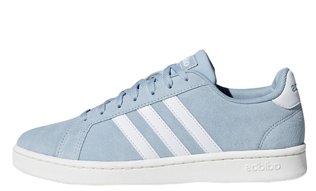 adidas Grand Court Blue F36499 thumbnail image