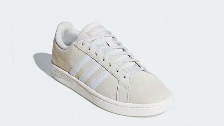 cef1fd8be466 adidas Grand Court White F36497 03