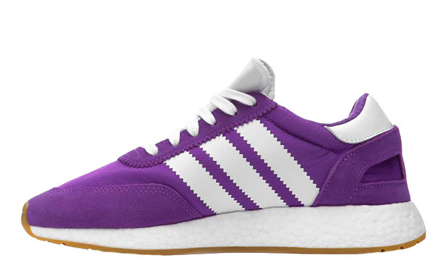 adidas I-5923 W Purple White Womens CG6021